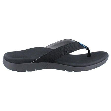 975ae3ba2f0f Vionic - Vionic Islander - Men s Orthotic Support Sandals - Black ...