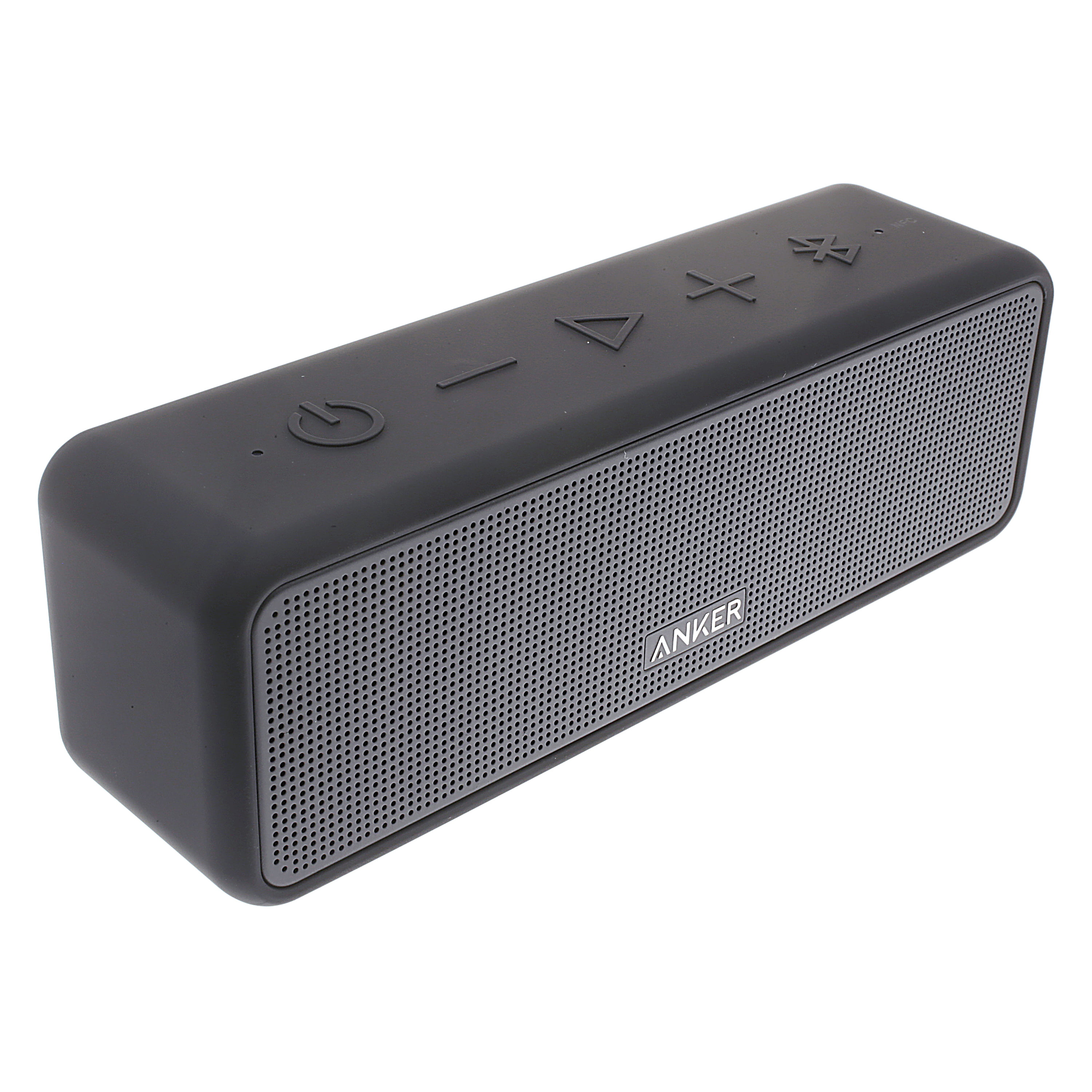 Anker Soundcore Select Portable Bluetooth Speaker Black With Loud Stereo Sound Rich Bass 24 Hour Playtime 66 Ft Bluetooth Range Built In Mic Perfect Wireless Speaker For Iphone Samsung And More Walmart Com