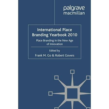 International Place Branding Yearbook 2010 - eBook