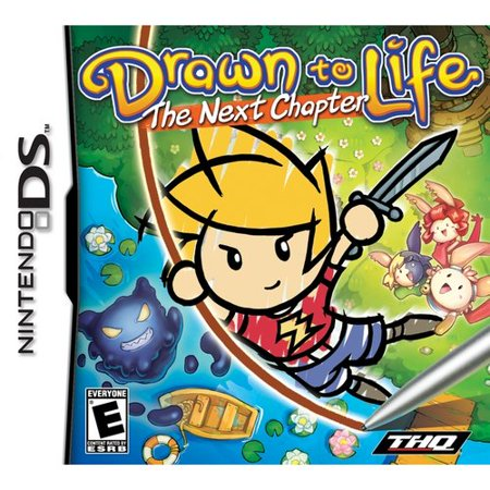 Drawn To Life  The Next Chapter   Nintendo Ds
