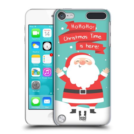 HEAD CASE DESIGNS JOLLY CHRISTMAS TOONS HARD BACK CASE FOR APPLE IPOD TOUCH MP3 ()