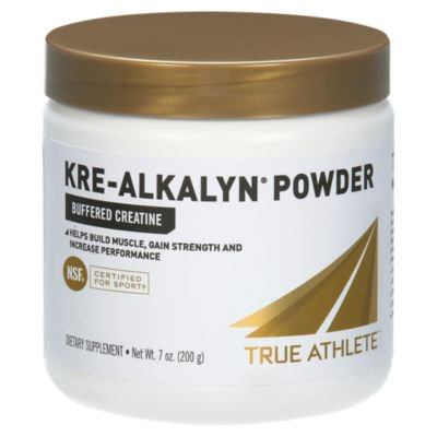 True Athlete Kre Alkalyn  Helps Build Muscle, Gain Strength  Increase Performance, Buffered Creatine  NSF Certified For Sport (7.05 Ounces (Steroids For Losing Weight And Gaining Muscle)