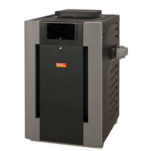 Raypak Ruud M406A 399K BTU Pool or Spa Natural Gas Heater D406A-EN-C