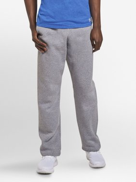 Russell Athletic Men's Dri-Power Fleece Open-Bottom Pocket Sweatpants