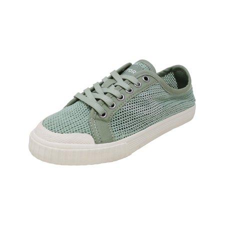 Tretorn Women's Tournament Net Summer Mint/Summer Mint/Tretorn White Ankle-High Fashion Sneaker -
