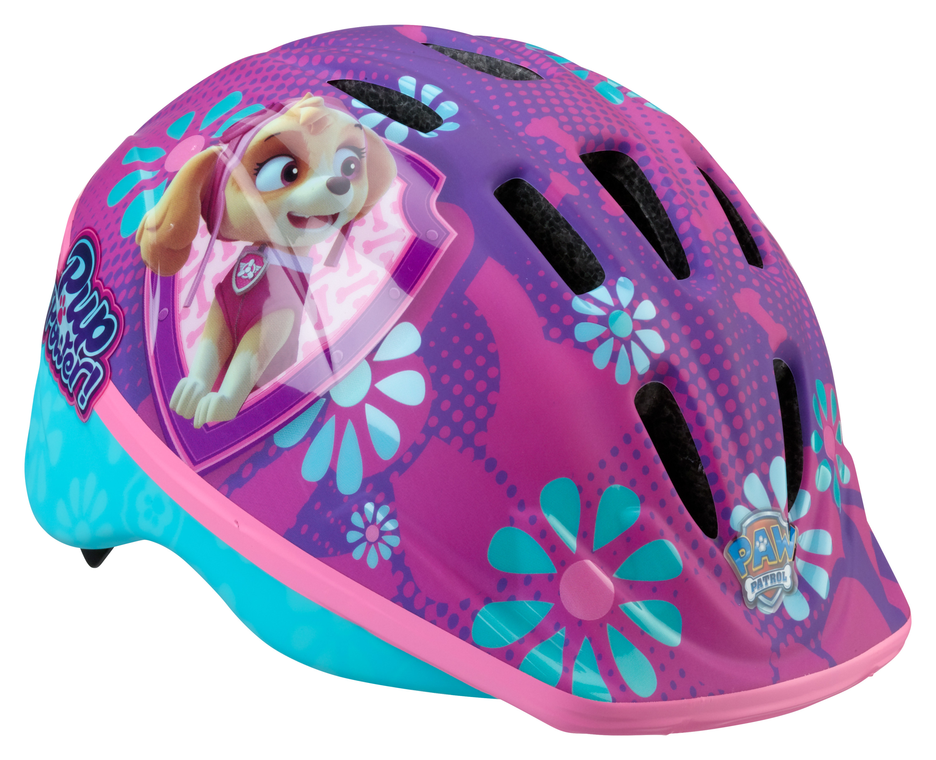 2012 By Spin Master Paw Patrol Bike Helmet AGES 3 Toddler BRAND NEW