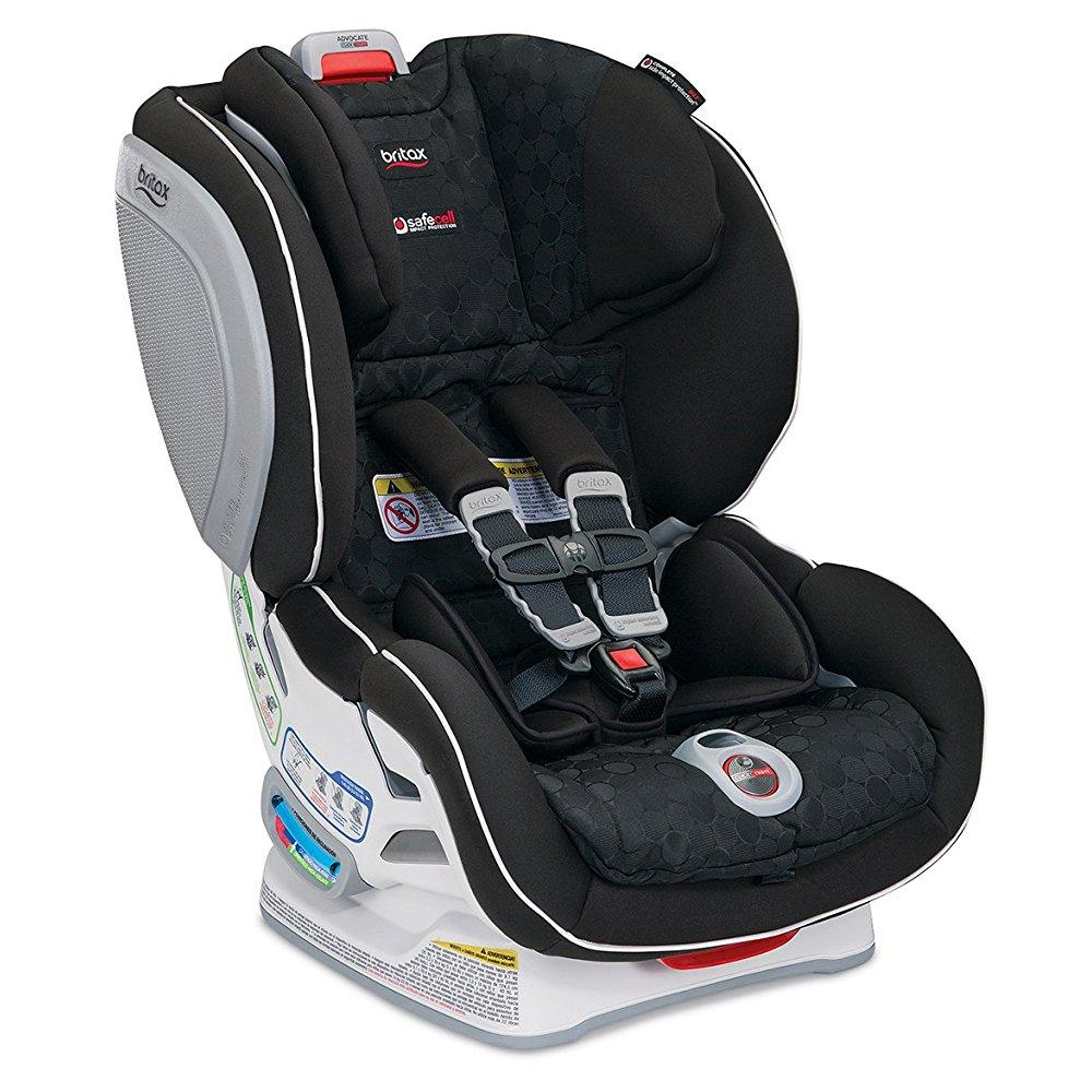 Britax Advocate ClickTight Convertible Car Seat, Choose Your Color