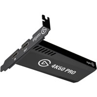 Corsair Elegato Game Capture 4K60 Pro MK.2 Game Capturing Device - Functions: Video Game Capturing - PCI Express x4 - H.264, AVC, H.265 - PC - Plug-in Card