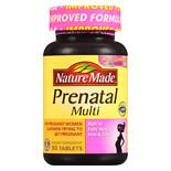 Nature Made Multi Prenatal Complete Vitamin/Mineral Dietary Supplement Tablets90.0 ea(pack of 1)