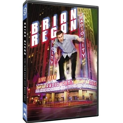 Brian Regan Live From Radio City Music Hall by Paramount