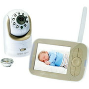 Best Baby Monitor Two Cameras - Infant Optics DXR-8, Video Baby Monitor, Interchangeable Optical Review