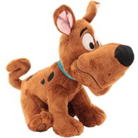 Warner Brothers Scooby Doo Small Plush 10-in x 8.5-in x 7-in Deals