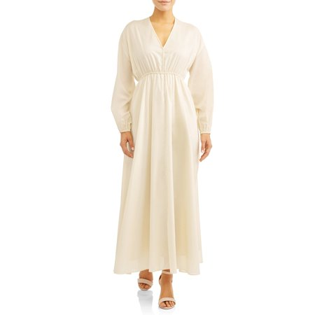 Women's Narda Empire Waist Maxi Dress