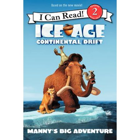 Ice Age: Continental Drift: Manny's Big Adventure - Mantis Pet