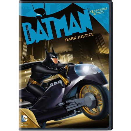 Beware the Batman: Dark Justice - Season 1 Part 2 (DVD)](Batman In Young Justice)