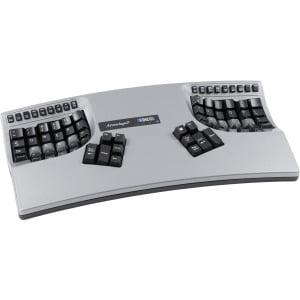 Kinesis KB605 Advantage2 Silver Ergonomic Keyboard