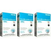 Jarrow Formulas - Ideal Bowel Support Probiotic, 30 Capsules - 3 Packs