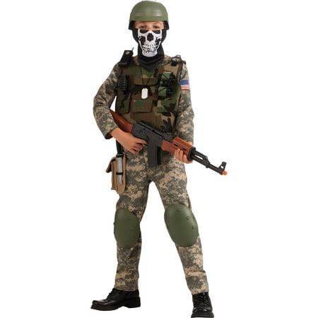Camo Trooper Child Costume - Arc Trooper Costume