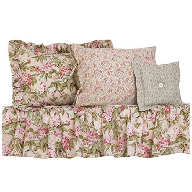 Cotton Tale Tp4t Cotton Designs Twin Bedding Set 44 Tea Party Walmart Com Walmart Com