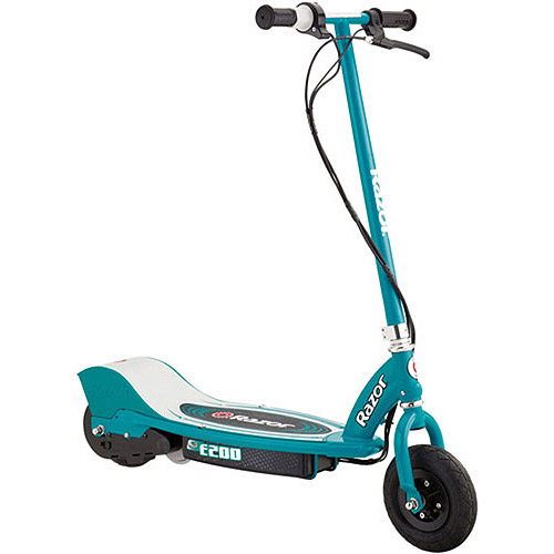 Razor E200 Electric-Powered Scooter - Teal