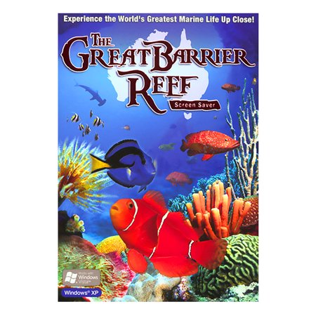 Great Barrier Reef Screen Saver for Windows for $<!---->