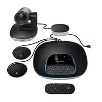Logitech GROUP Video Conferencing System Plus Expansion Mics