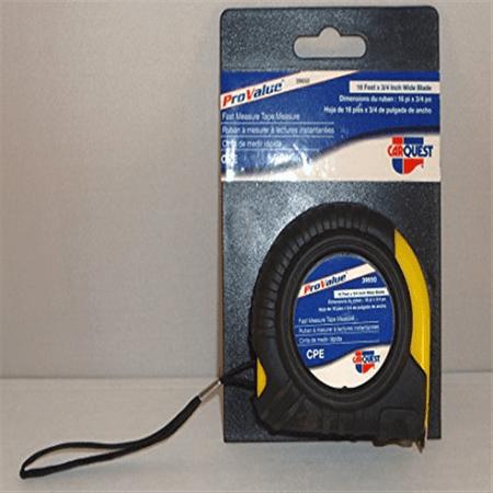- Pro Value / Carquest 39650 Fast Measure Tape Measure 16 X 3/4