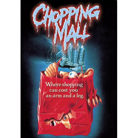 Chopping Mall (DVD) (The White Plains Mall)