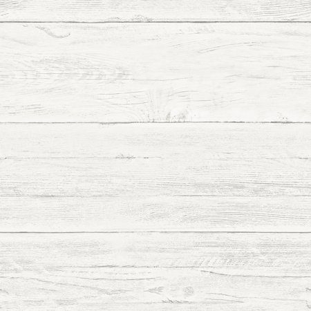 A-Street Prints White Washed Boards Shiplap Wallpaper