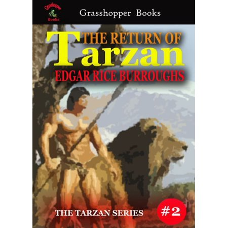 THE RETURN OF TARZAN - eBook](Child Tarzan)