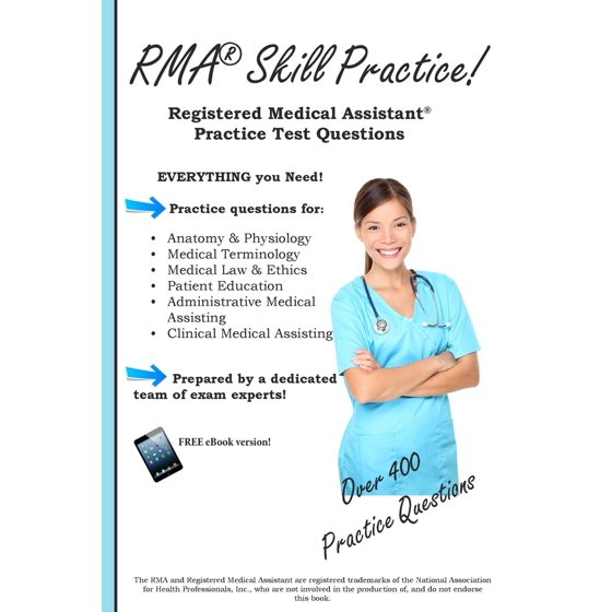 Rma Skill Practice: Registered Medical Assistant Practice Test ...
