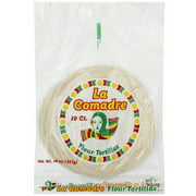 La Comadre Flour Tortillas, 10ct (Pack of 12)
