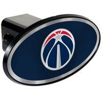 Washington Wizards Oval Car Hitch Cover