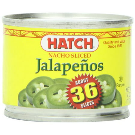 Sliced Nacho Jalapenos In Can (Pack of 12) - Walmart.com