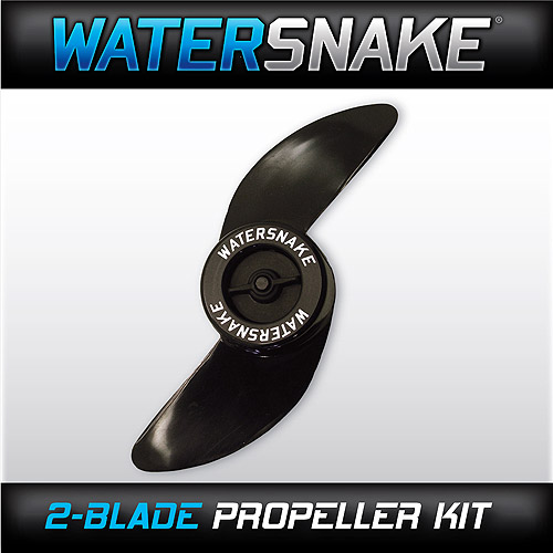 Watersnake 2-Bladed Trolling Motor Propeller Kit