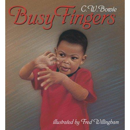 Bocce Book - Busy Fingers (Board Book)