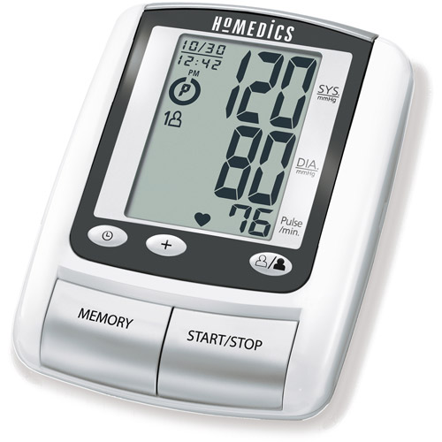 HoMedics BPA-060 Automatic Blood Pressure Monitor with 2 Arm Cuffs