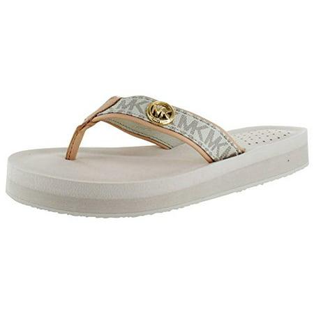 5b5c33c46 MICHAEL Michael Kors - MICHAEL Michael Kors Women s Gage Flip Flop Sandals  - Walmart.com