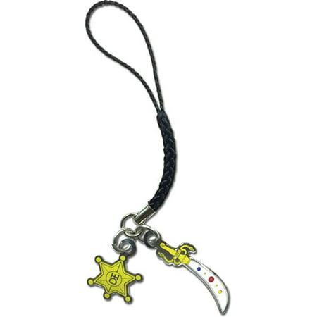 Cell Phone Charm Sailor Moon New Uranus Symbol Ge17531 Walmart