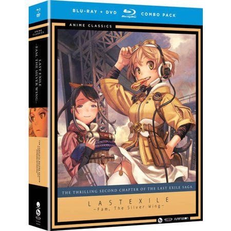 Last Exile   Fam  The Silver Wing  Season Two   Anime Classics