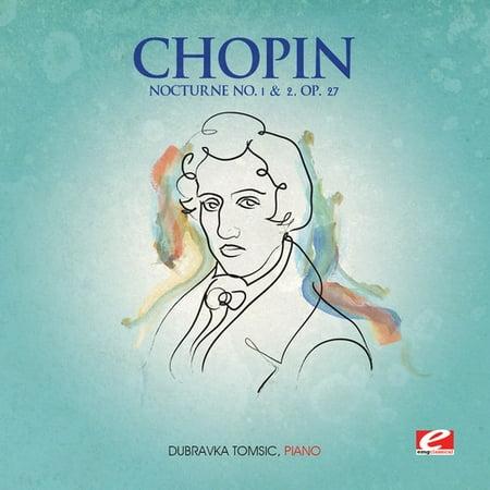 F. Chopin - Nocturnes 1 & 2 Op 27 [CD]