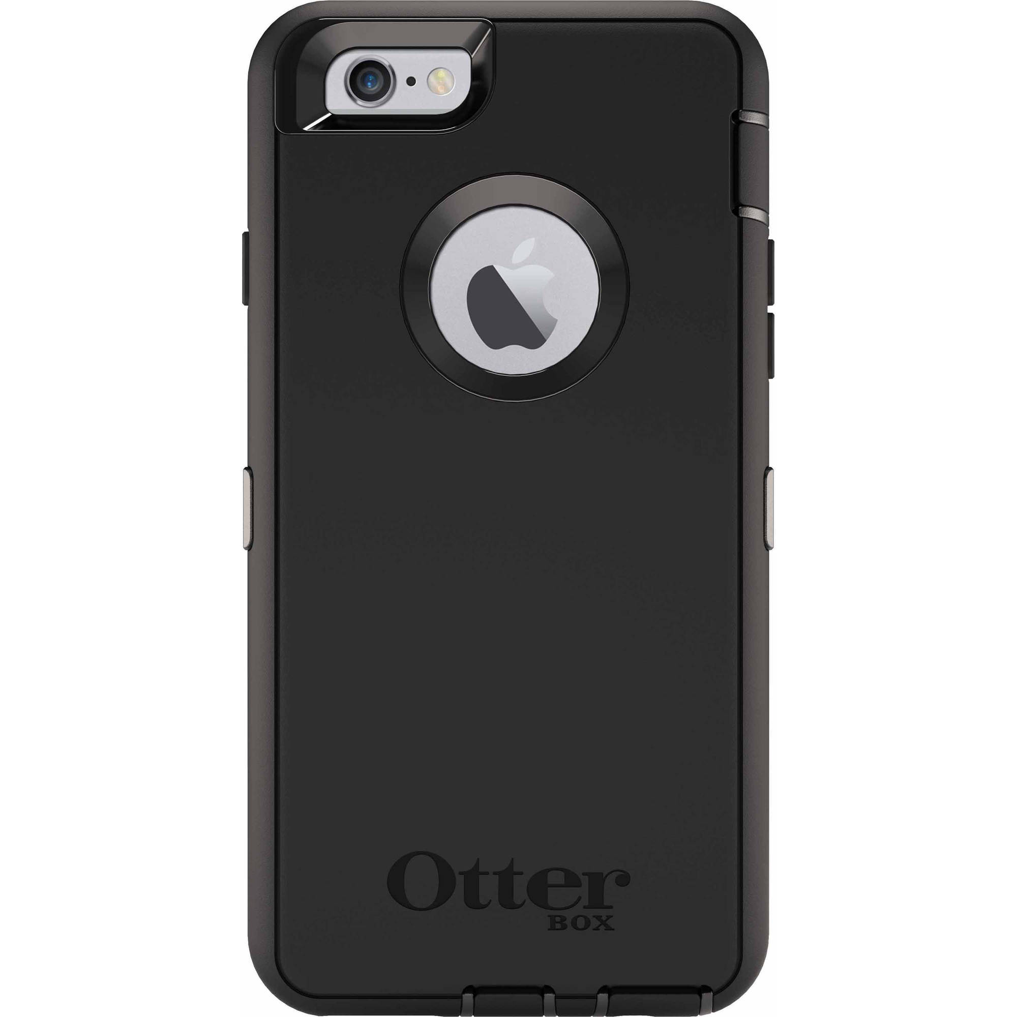 apple iphone 6 black. otterbox commuter series case for apple iphone 7 plus, black - walmart.com iphone 6