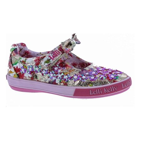 e9a2d0a9488b5 Lelli Kelly Kids - Lelli Kelly Kids Girls LK9190 Fashion Mary Jane Shoes -  Walmart.com