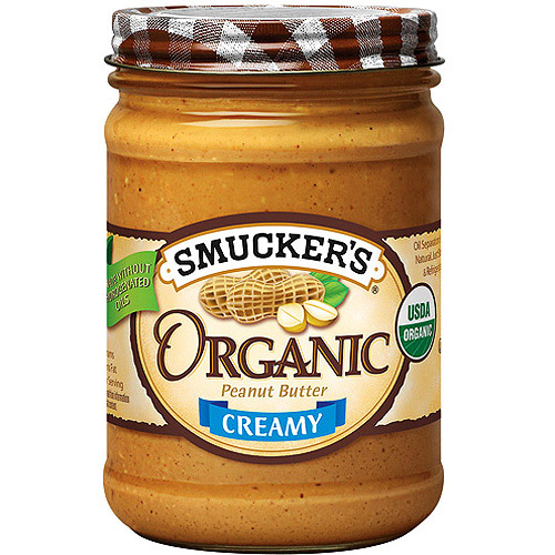 Smucker Organic Natural Peanut Butter