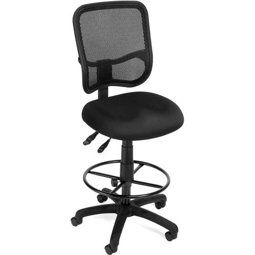 OFM Mesh Back Ergonomic Task Chair with Drafting Kit