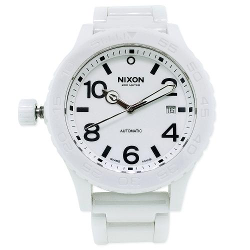 Nixon Men's 42-20 Watch Automatic Sapphire Crystal A148-126