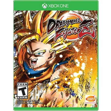 Dragon Ball FighterZ, Bandai Namco, Xbox One, REFURBISHED/PREOWNED ()