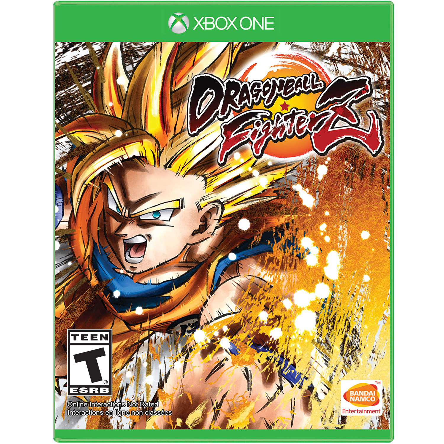 Dragon Ball FighterZ, Bandai Namco, Xbox One, REFURBISHED/PREOWNED