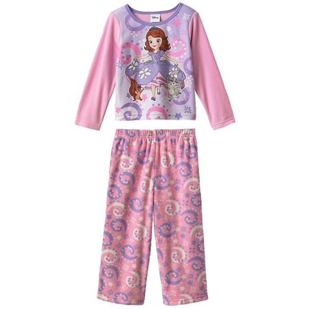 71ca8c023 Disney Sofia The First Toddler Fleece Pajama Set