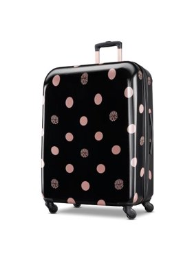 0f02a760dff9 Product Image American Tourister Disney Minnie Mouse Lux Dots 28   Hardside  Spinner Luggage